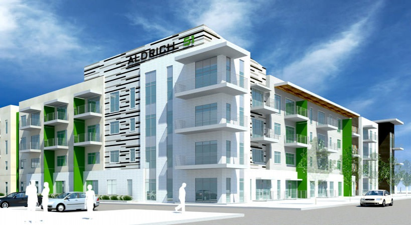 Aldrich 51 Apartments